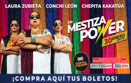 Mestiza Power en Streaming