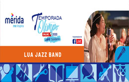 Paquete: Lua Jazz Band