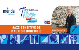Jazz Sensitive de Mauricio Bonfiglio