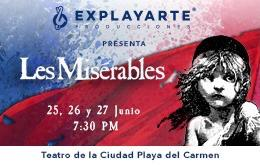 Les Misérables en Playa del Carmen - 27 junio