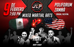 JLF Mixed Martial Arts en Mérida